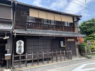 京都の寺田屋の写真・画像素材[2692421]
