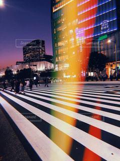 街の通りの写真・画像素材[2092812]