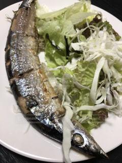 魚を食べようの写真・画像素材[2694379]