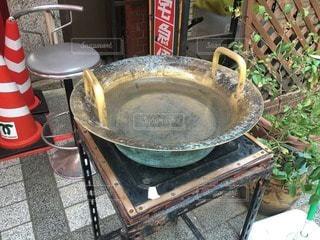鍋の写真・画像素材[104473]