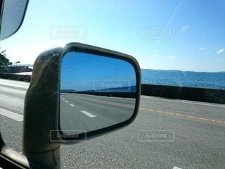 辿って来た道の写真・画像素材[2708817]