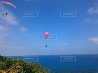 海と空との間にの写真・画像素材[2738004]