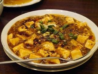 麻婆豆腐の写真・画像素材[2702460]