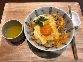 親子丼の写真・画像素材[2829770]
