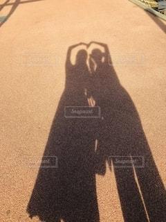 影の写真・画像素材[2706082]