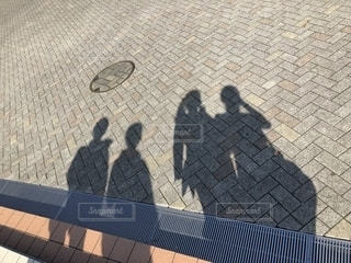影の写真・画像素材[2706090]