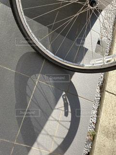 自転車の写真・画像素材[2723091]