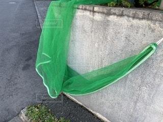 ゴミ用網の写真・画像素材[2723775]