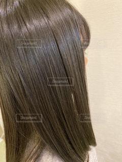 艶髪の写真・画像素材[2823296]