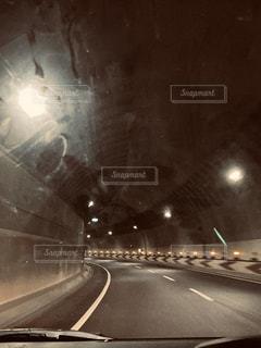 トンネルの写真・画像素材[2851299]