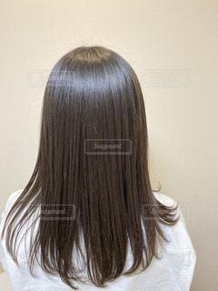 艶髪の写真・画像素材[2851917]