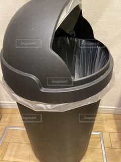 ゴミ箱の写真・画像素材[2862218]