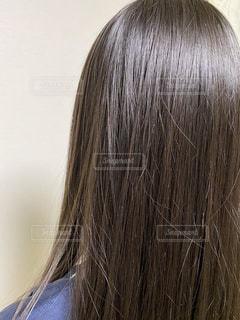 艶髪の写真・画像素材[2884342]