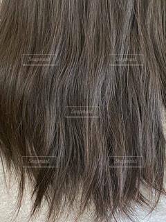 くせ毛の写真・画像素材[3071251]