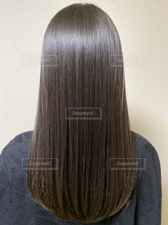 艶髪の写真・画像素材[3079198]