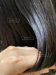 艶髪の写真・画像素材[3637401]