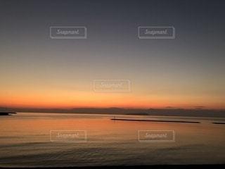 瀬戸内の夕暮れの写真・画像素材[2706246]