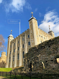 ロンドン 塔の写真・画像素材[2932785]