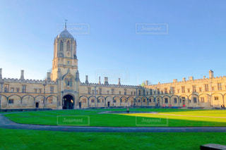 オックスフォード大学の写真・画像素材[2944101]