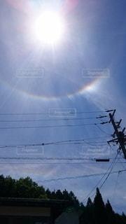 逆さ虹2の写真・画像素材[2717918]