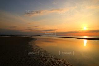夕日の写真・画像素材[2712810]
