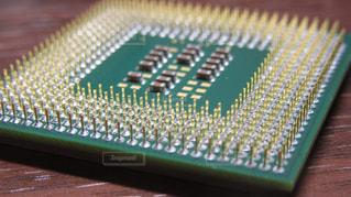 CPUはこうなってます!の写真・画像素材[1859159]