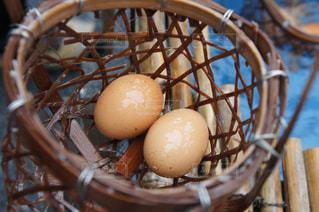 卵の写真・画像素材[128397]