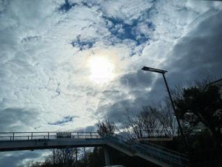 雲が多い日の写真・画像素材[2993791]