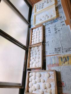 杵つき餅の写真・画像素材[2839825]