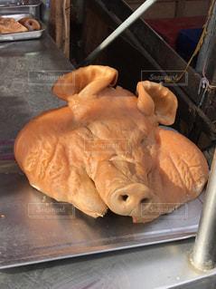 豚の丸焼きの写真・画像素材[2719459]