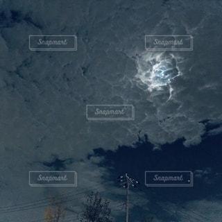 月夜の写真・画像素材[2724851]