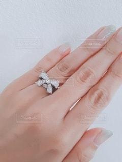 指輪の写真・画像素材[2735070]
