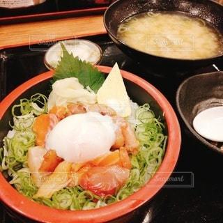 海鮮丼の写真・画像素材[2725274]