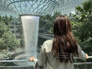 近未来シンガポールの写真・画像素材[2727353]