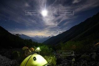登山の写真・画像素材[105642]