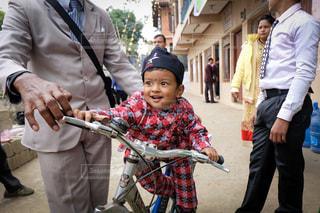 自転車の写真・画像素材[304865]