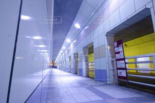 駅のクローズアップの写真・画像素材[2791248]