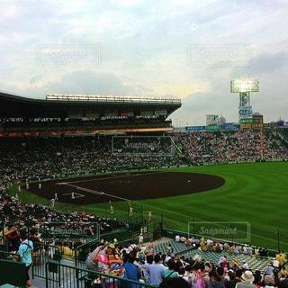 野球の写真・画像素材[105713]