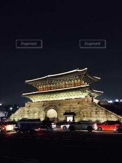 大韓民国の門の写真・画像素材[2734670]