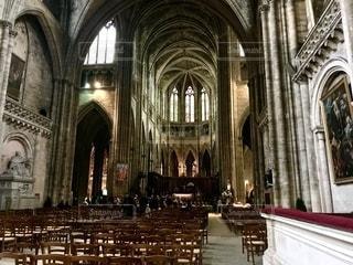 大聖堂 フランスの写真・画像素材[2734766]