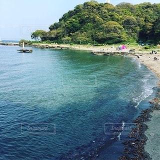海岸ビーチの写真・画像素材[2736616]