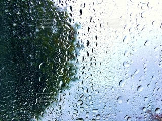 天気雨の写真・画像素材[2747916]