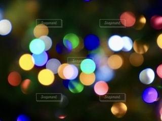 キラキラな光の写真・画像素材[2754194]