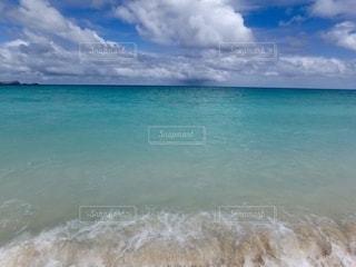 ハワイの天使の海の写真・画像素材[2756824]
