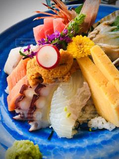 海鮮丼の写真・画像素材[2831831]