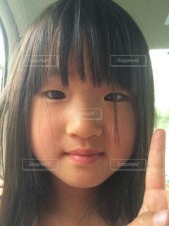 子どもの写真・画像素材[106166]