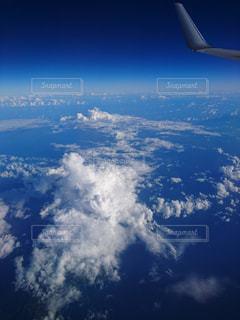 地球の青と地球の息の写真・画像素材[2747077]