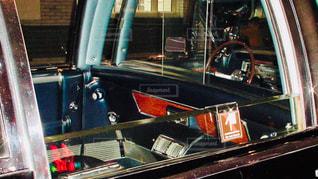 昔のアメリカ大統領専用車の写真・画像素材[2780957]
