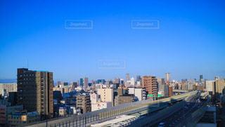 高速道路と空の写真・画像素材[2861163]