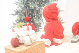 初めてのクリスマス。の写真・画像素材[2750694]